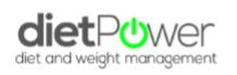 Diet Power, diet and weight management Logo